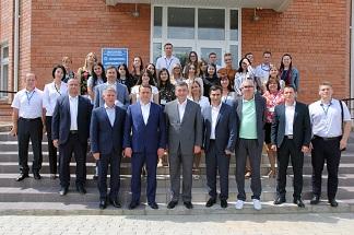 Глава Росрыболовства провел встречу с молодыми учеными Каспийского филиала ВНИРО и АГТУ