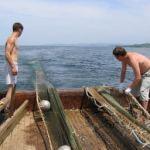 Рыбаки закрыли первое полугодие с небольшим минусом